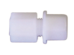 2542-K, Female Connector 1/4 OD 1/4 FNPT Compression Fitting
