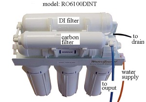 RD-100 and RO 6100DINT