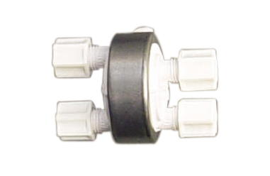 709C, Disc Shape Auto Shut Off Valve 4-way Four Way Valve