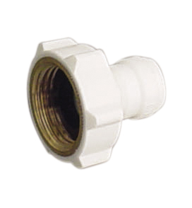 745, AFAN0409 Female Garden / Laundry Hose Adapter Connector