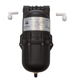 ACT-820-JG Aquatec Pulsation Dampener Accumulator Pressure Tank