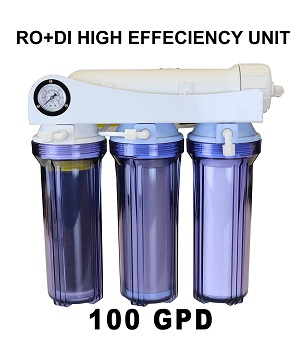 .AR104H High Efficiency Membrane Aquarium Reef Aeroponics RO DI