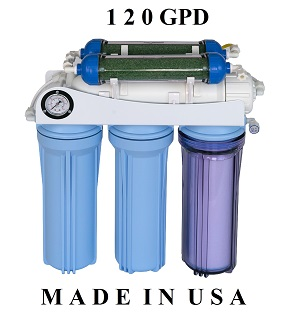 .AR122 KoolerMax 6STAGE Aquarium Reef REVERSE OSMOSIS RODI WATER