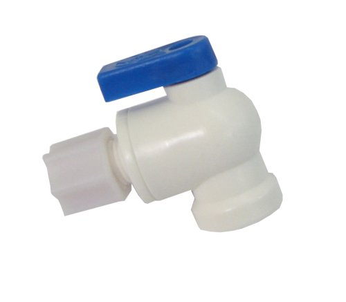 CBV-38, Tank Ball Valve to 3/8 tubing