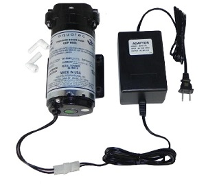 Aeroponics High Pressure BoosterPump Aquatec-CDP8855+Transformer