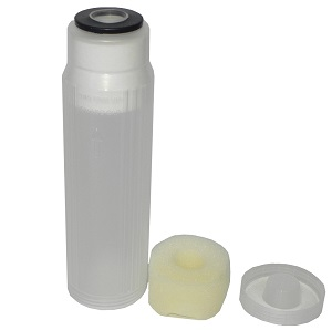 EMT-10, Empty Filter Cartridge Casing Housing