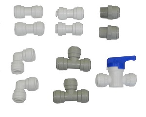 "FPK, High Quality Fitting and Connector 3/8"" (Value-Pack)"