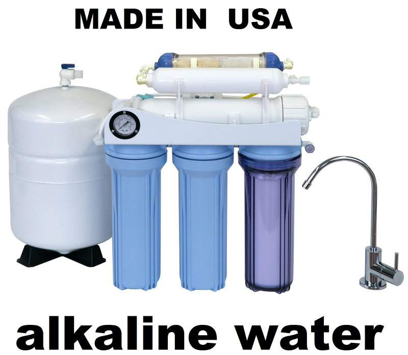 .K6 KoolerMax 6STAGE Alkaline pH REVERSE OSMOSIS RO WATER FILTER
